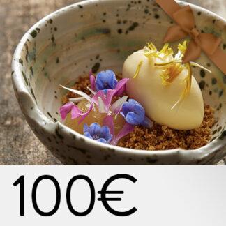 Bon cadeau 100€