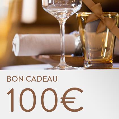 Bon cadeau Kieny 100 euros