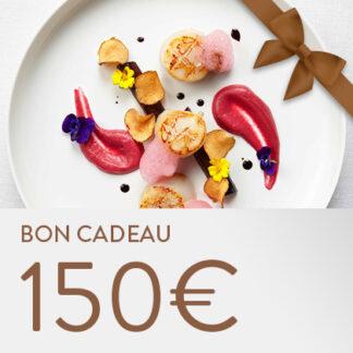 Bon cadeau Les Etangs 150 euros