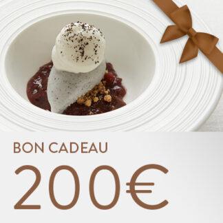 Bon cadeau Trotthus 200 euros