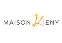 Logo restaurant étoilé michelin Maison Kieny