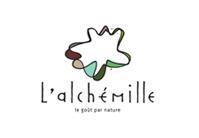 Logo restaurant gastronomique l'Alchémille